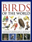 Complete Illustrated Encyclopedia of Birds of the World - Book