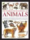 Animals, The World Encyclopedia of : A reference and identification guide to 840 of the most significant amphibians, reptiles and mammals - Book
