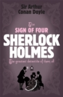 Sherlock Holmes: The Sign of Four (Sherlock Complete Set 2) - Book