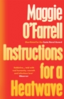 Instructions for a Heatwave: Shortlisted for the Costa Novel Award 2013 - Book