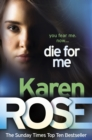 Die For Me (The Philadelphia/Atlanta Series Book 1) - eBook