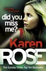 Did You Miss Me? (The Baltimore Series Book 3) - eBook