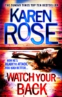 Watch Your Back (The Baltimore Series Book 4) - Book