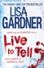 Live to Tell (Detective D.D. Warren 4) - Book