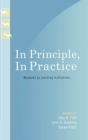 In Principle, In Practice : Museums as Learning Institutions - eBook