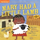 Indestructibles Mary Had a Little Lamb - Book