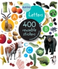 Eyelike Letters : 400 Reusable Stickers Inspired by Nature - Book