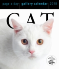 Cat Page-A-Day Gallery Calendar 2018 - Book