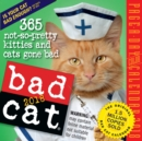 Bad Cat Page-A-Day Calendar 2018 - Book