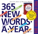 365 New Words-A-Year Page-A-Day Calendar - Book