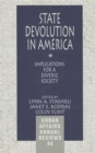 State Devolution in America : Implications for a Diverse Society - Book