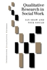 Qualitative Research in Social Work - Book