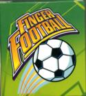 Mini Finger Football (UK Edition, Mega Mini Kit) - Book