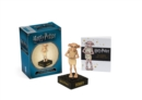 Harry Potter Talking Dobby and Collectible Book - Book