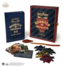 Harry Potter Quidditch at Hogwarts : The Player's Kit - Book