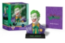 The Joker Talking Bust and Illustrated Book - Book
