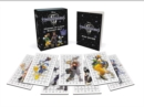 Kingdom Hearts Heroes of Light Magnet Set : With 2 Changing Poses! - Book