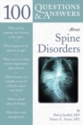 100 Questions  &  Answers About Spine Disorders - Book