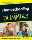 Home Schooling for Dummies - Book