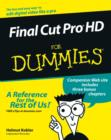 Final Cut Pro HD For Dummies - eBook