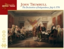 The Declaration of Independence July 4 1776 1000-Piece Jigsaw Puzzle Aa676 - Book