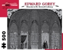 Dracula in Dr. Seward's Library 500-Piece Jigsaw Puzzle Aa711 - Book