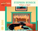 Stephen Huneck What a Ball 300-Piece Jigsaw Puzzle  Jk032 - Book