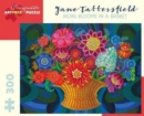 Jane Tattersfield More Blooms in a Basket 300-Piece Jigsaw Puzzle - Book