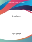 Great Secret (1922) - Book