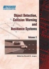Object Detection, Collision Warning and Avoidance Systems, Volume 2 - Book