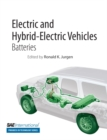 Electric and Hybrid-Electric Vehicles : Batteries - Book