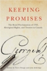 Keeping Promises : The Royal Proclamation of 1763, Aboriginal Rights, and Treaties in Canada - Book