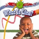 What is a Line? - Book
