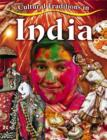 Cultural Traditions in India - Book