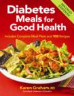 Diabetes Meals for Good Health - Book