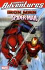 Marvel Adventures Iron Man Spider-man - Book