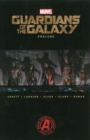 Marvel's Guardians Of The Galaxy Prelude - Book