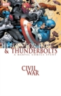 Civil War: Heroes For Hire/thunderbolts - Book