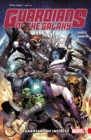 Guardians Of The Galaxy: Guardians Of Infinity - Book