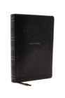 NRSV, Catholic Bible, Thinline Edition, Leathersoft, Black, Comfort Print : Holy Bible - Book