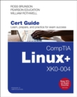 CompTIA Linux+ XK0-004 Cert Guide - Book