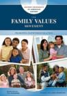 The Family Values Movement - Book