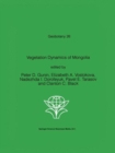 Vegetation Dynamics of Mongolia - Book