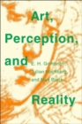 Art, Perception, and Reality - Book