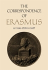 The Correspondence of Erasmus : Letters 1535-1657, Volume 11 - Book