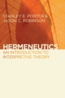 Hermeneutics : An Introduction to Interpretive Theory - Book