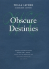 Obscure Destinies - Book