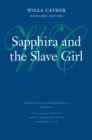 Sapphira and the Slave Girl - Book