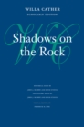 Shadows on the Rock - Book