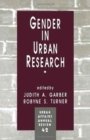 Gender in Urban Research - Book